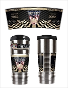 "Stainless Steel Tumbler w/ ""WP Dad"" Crest"